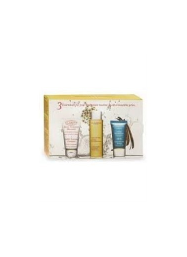 Clarins Clarins Hydration Routine 3 Essentials Set Renkli